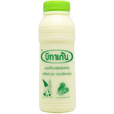 นมเปรี้ยวบีทาเก้นรสสับปะรด